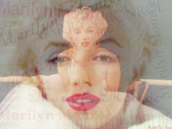 Marilyn Monroe in art