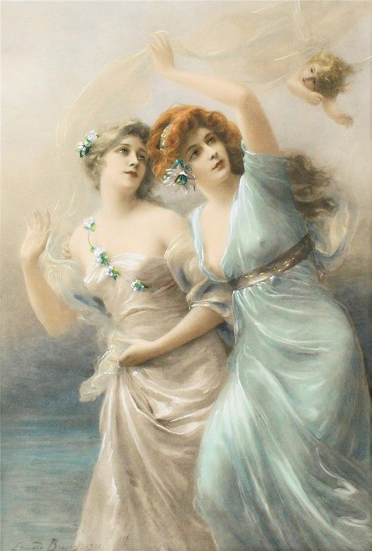Edouard Bisson art