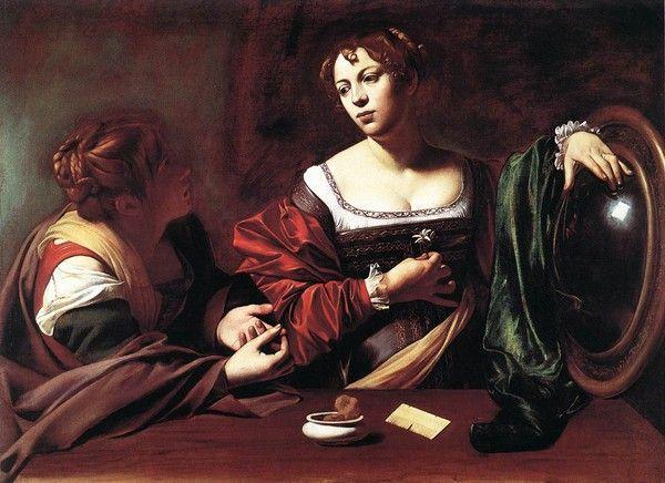 Caravaggio art