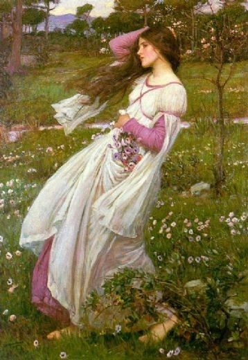 Waterhouse, John William art