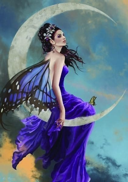 Lune d'Améthyste - Néné Thomas
