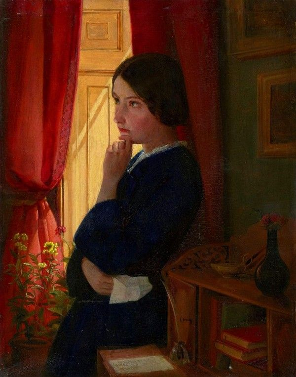 Considering a Reply by George Dunlop Leslie