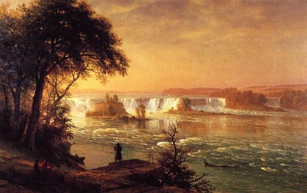 Albert Bierstadt  art