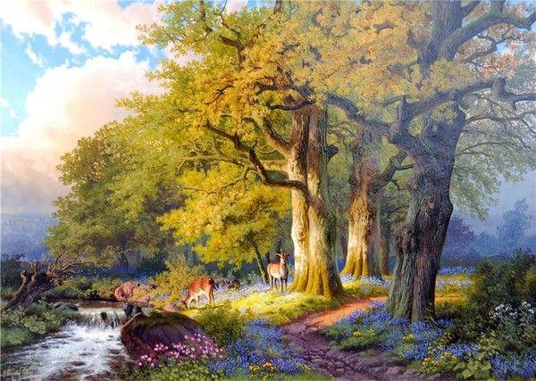 Daniel Van Der Putten art