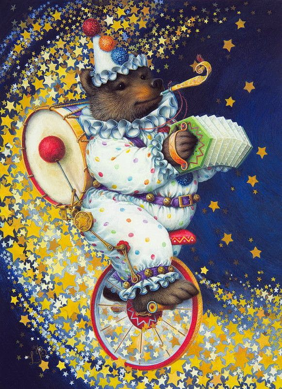 A One Bear Band by Lynn Bywaters