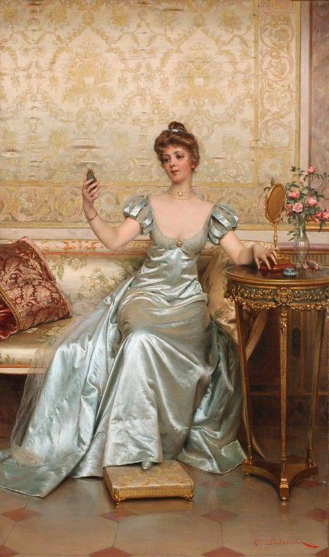 Vanity - Frederick Soulacroix