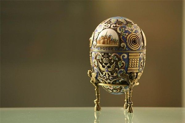 Collection d'art de Fabergé