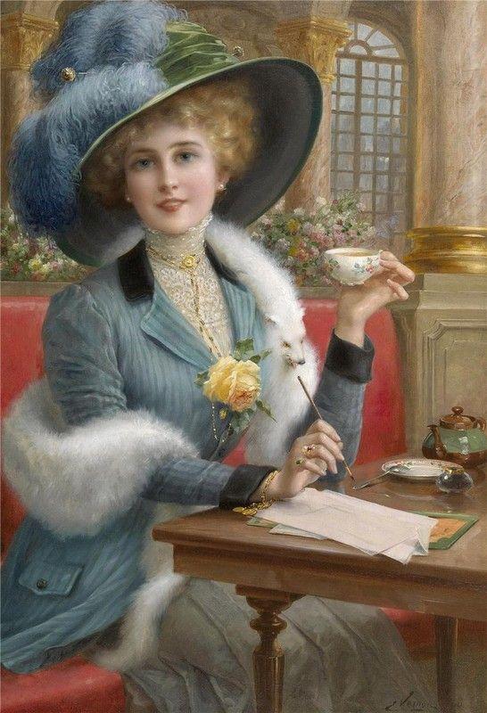 Emile Vernon art