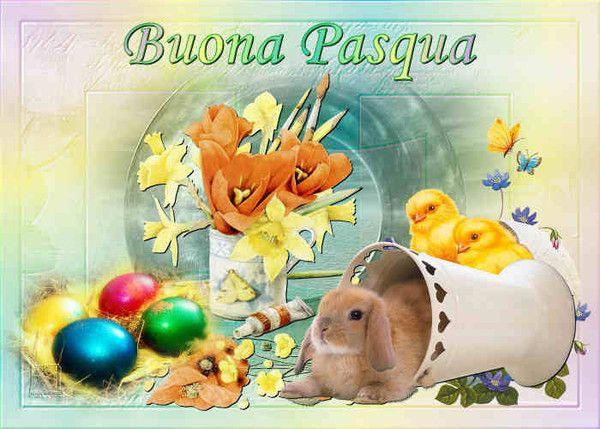Joyeuses Pâques en différentes langues