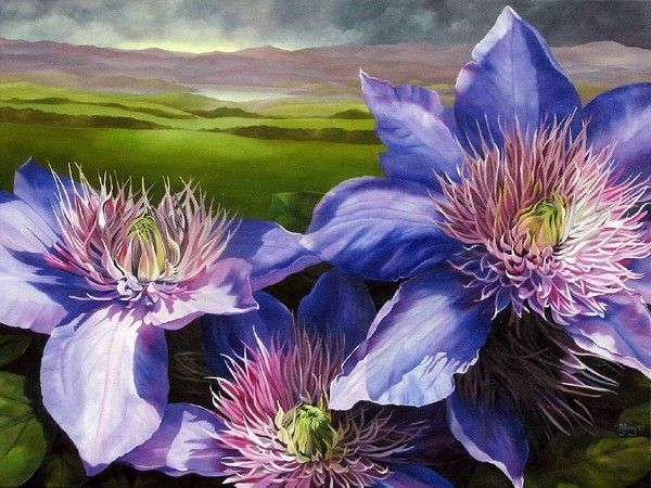 Hilary Eddy art