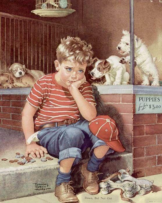 Les meilleures races de chien pour enfants