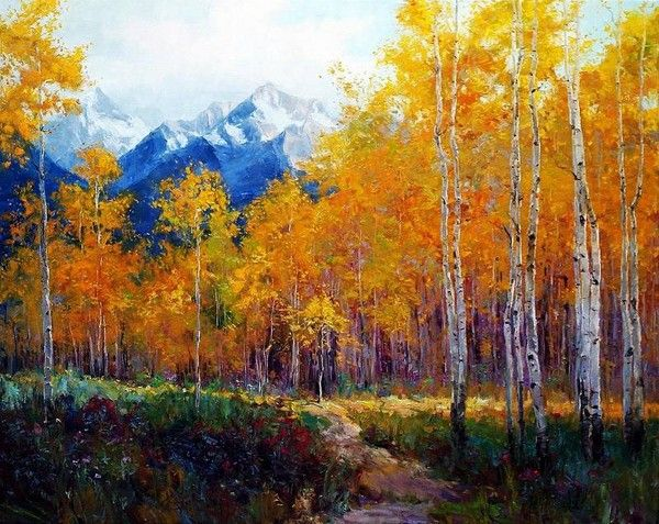 Eric Wallis art