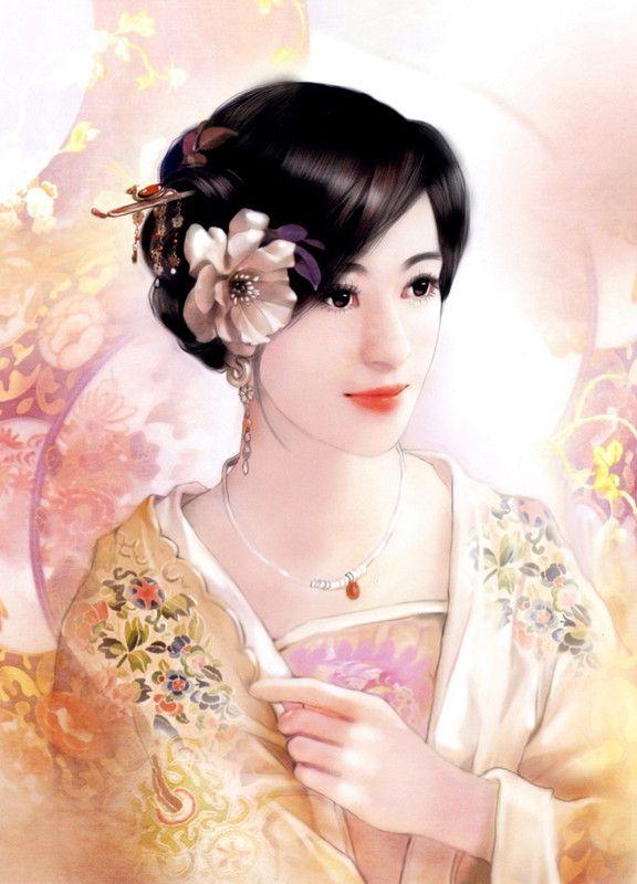 все фотографии красивые китайские девушки коллекция