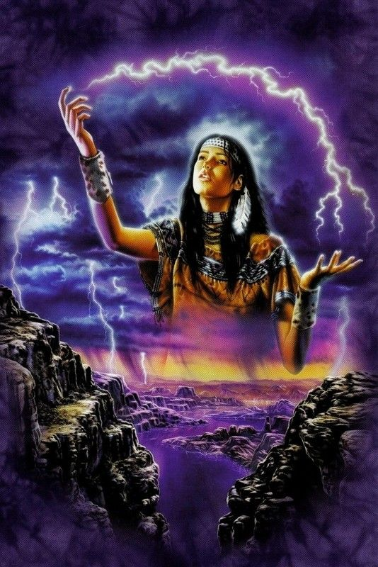 Celestial powers