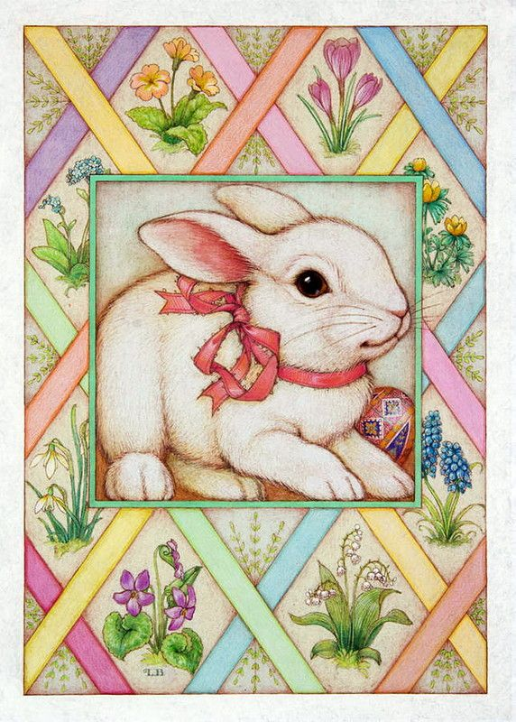 Easter Bunny by Lynn Bywaters