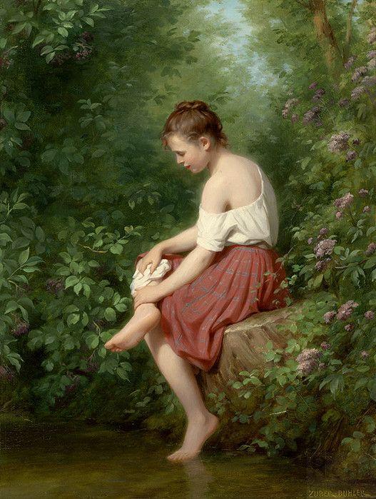 Les femmes dans l'art