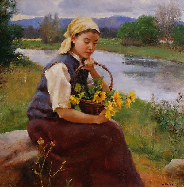 Gregory Frank Harris art