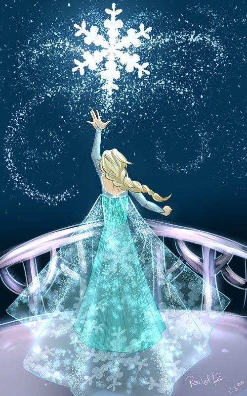 Queen Elsa. Frozen by ReicheL12