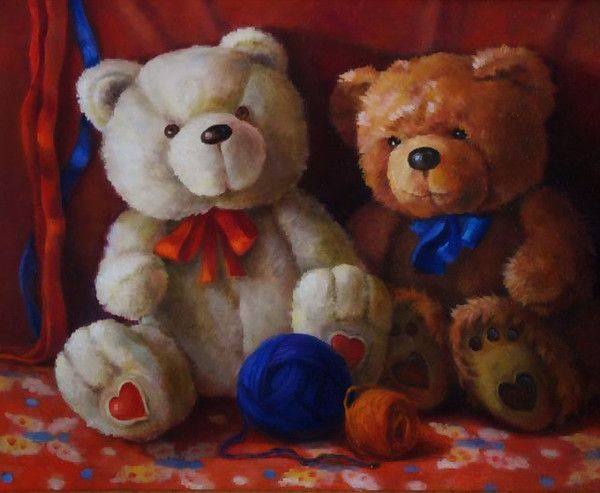 Elena Shumakova art