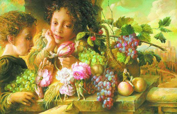 Elena Flerova art
