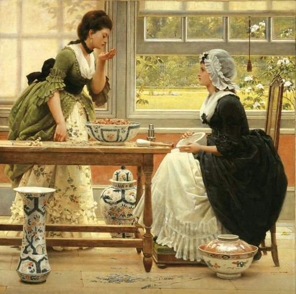 Pot-Pourri by George Dunlop Leslie