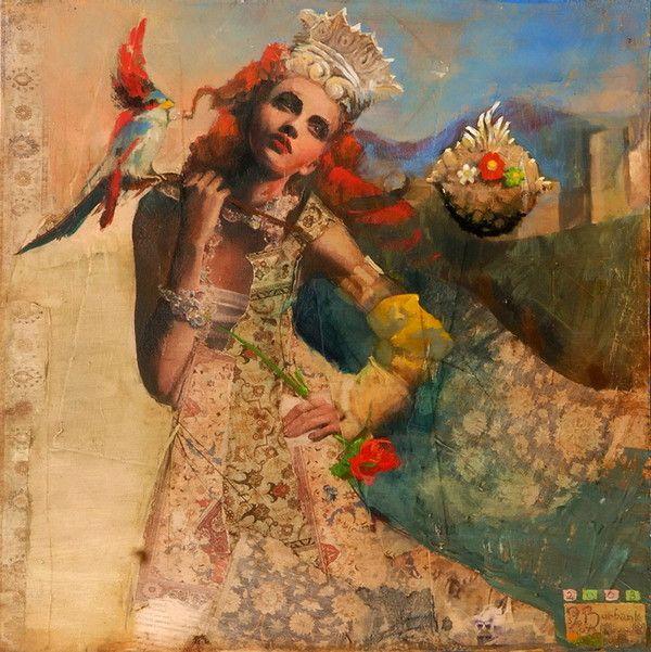 Joshua Burbank art