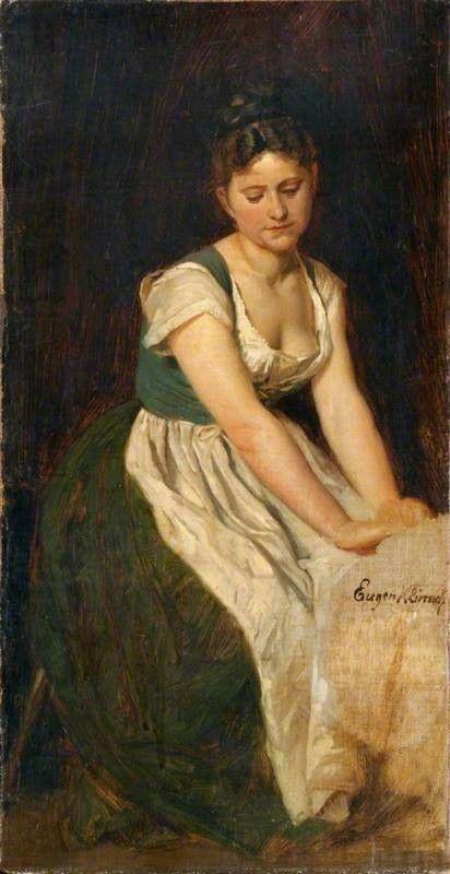 Eugen Johann Georg Klimsch art