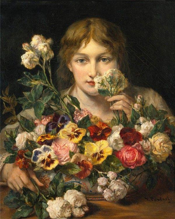 JEAN FRANÇOIS PORTAELS (1818-1895)