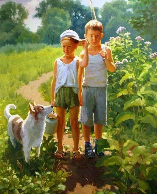 Evgenii Balakshin art