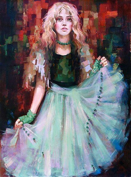 Irene Sheri  art
