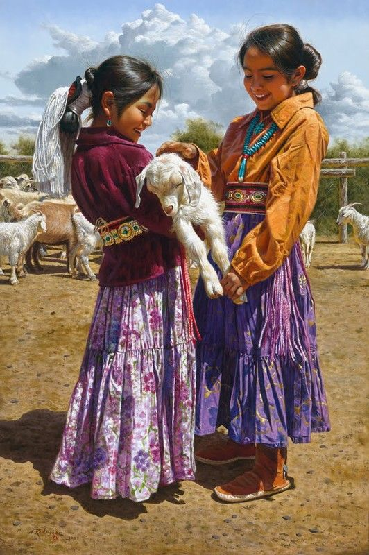 Alfredo Rodriguez (AMERICAN INDIAN ART)