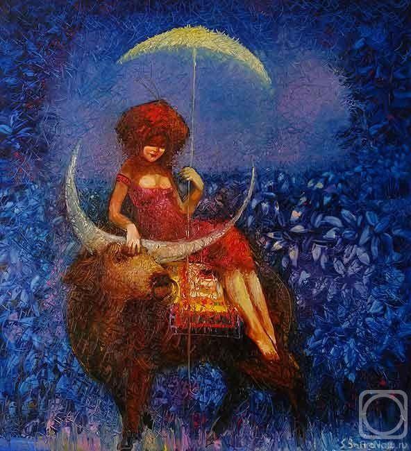 Bayram Salamov art