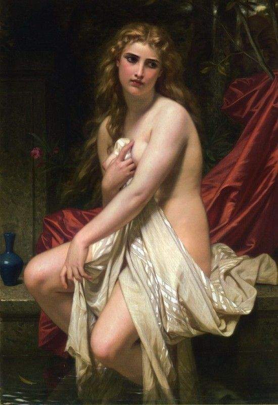 Hugues Merle art