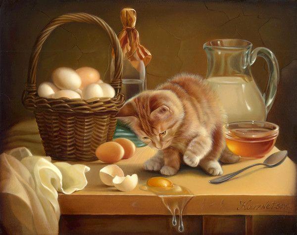 Irina Kouznetsova art