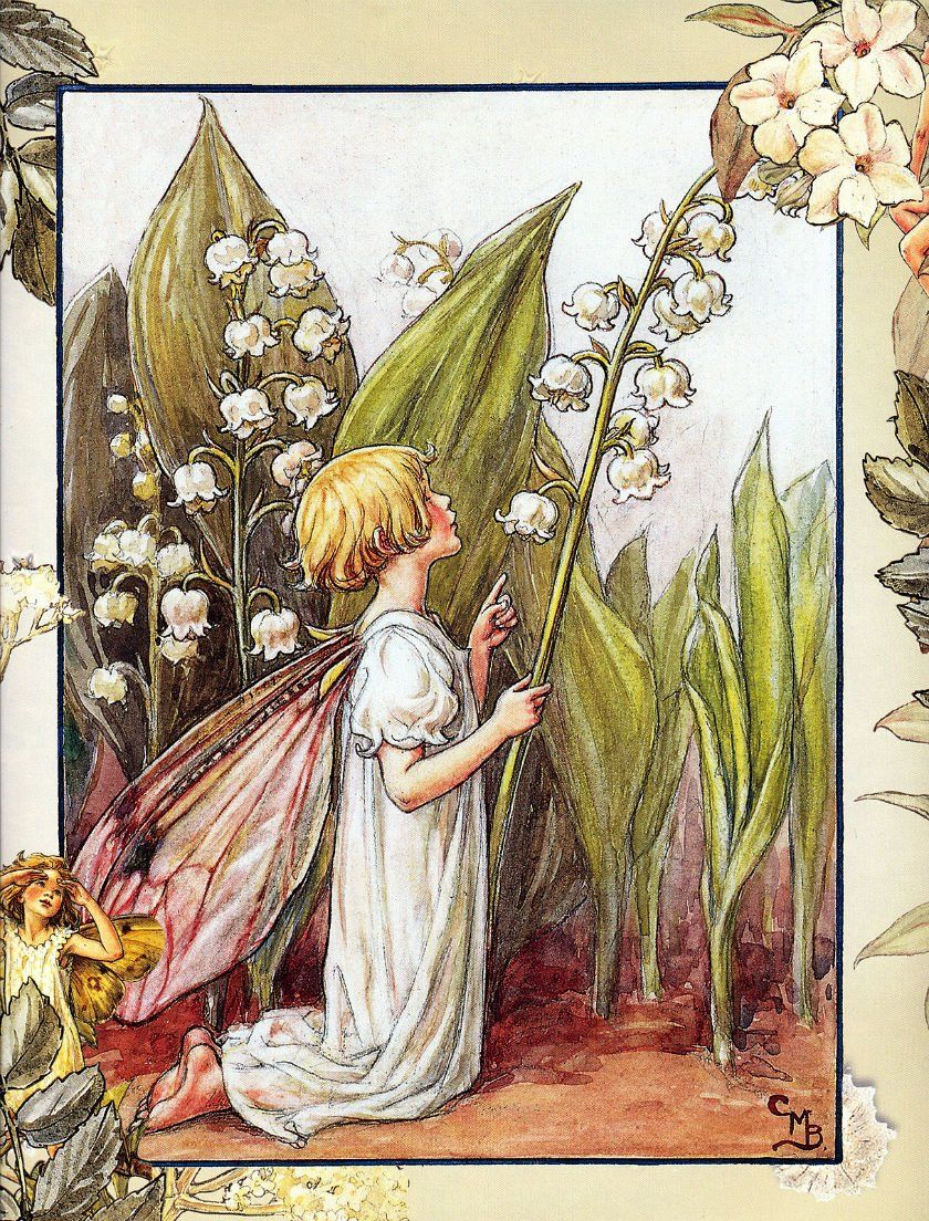 cicely mary barker art - Page 2