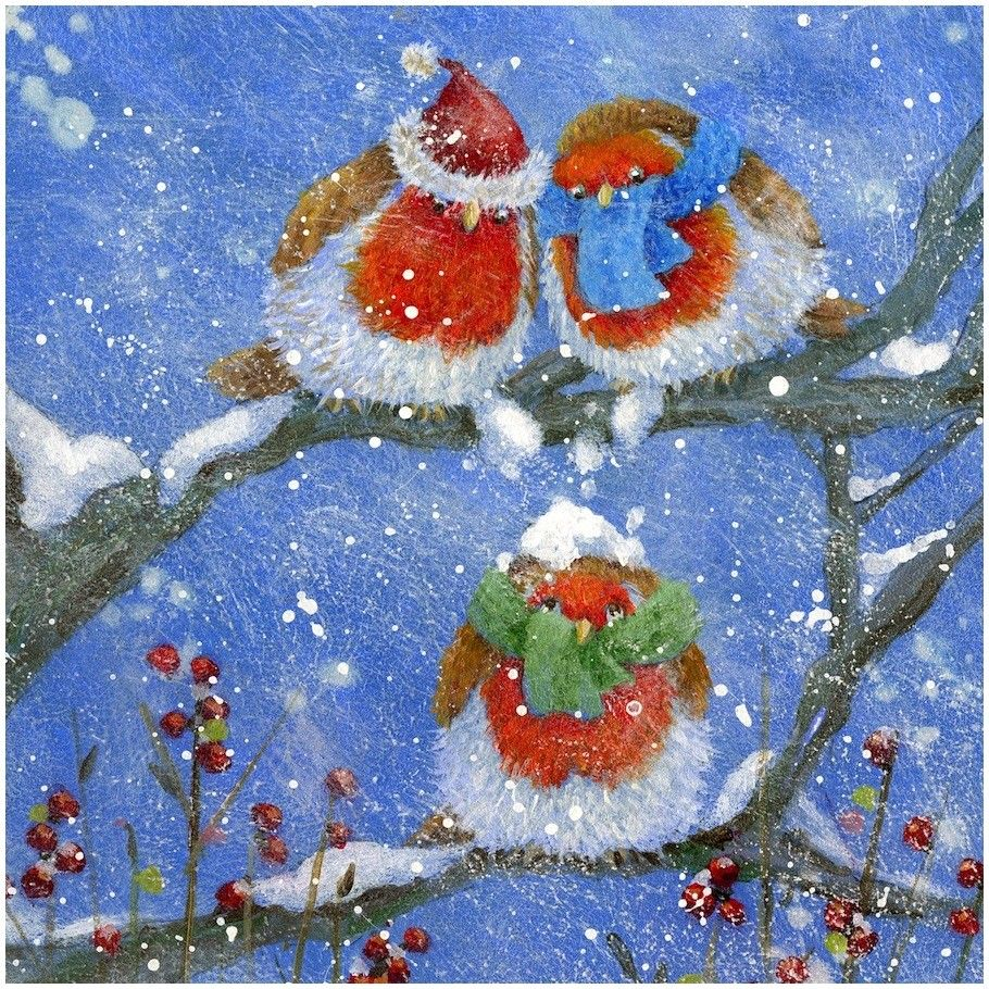 Jan pashley art for Les petits oiseaux