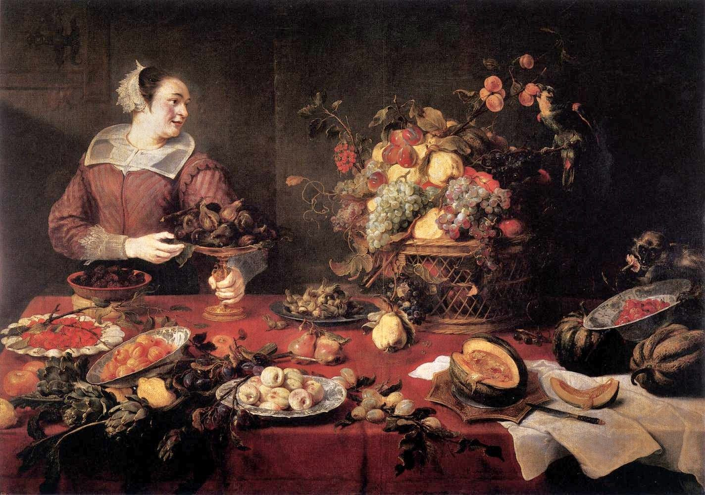 1000  images about 1600-1699 - Fashion in Art on Pinterest